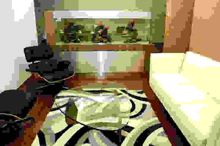 ISQUISA - MAC Arquitectos Consultores Salones modernos de MAC Arquitectos Consultores Moderno
