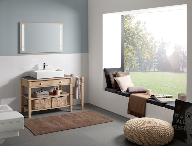 Bathroom by Villeroy & Boch, Modern