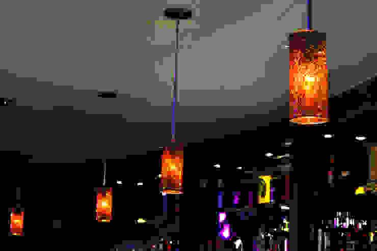 Malta Lounge Bares y clubs de estilo moderno de Habitá Estudio Creavtivo Moderno