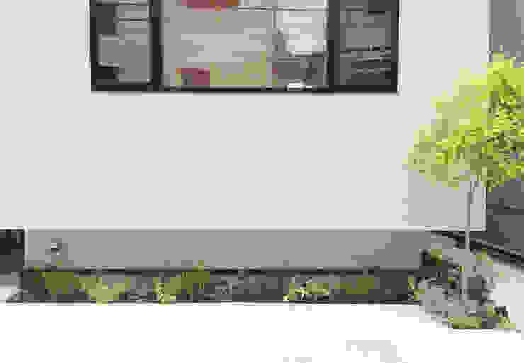 Garten von (有)ハートランド, Modern