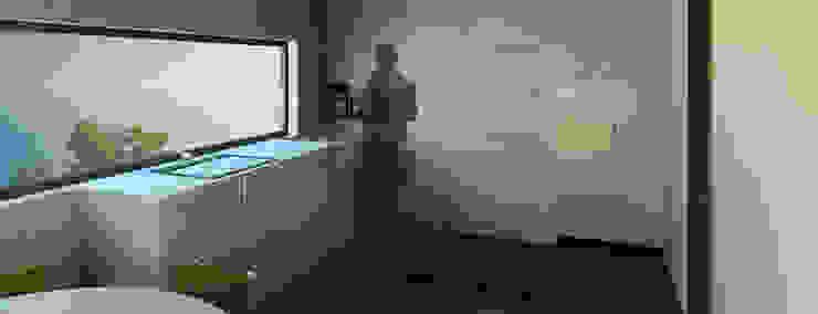 Casa Guilhovai Cozinhas modernas por OPUS - MATER Moderno