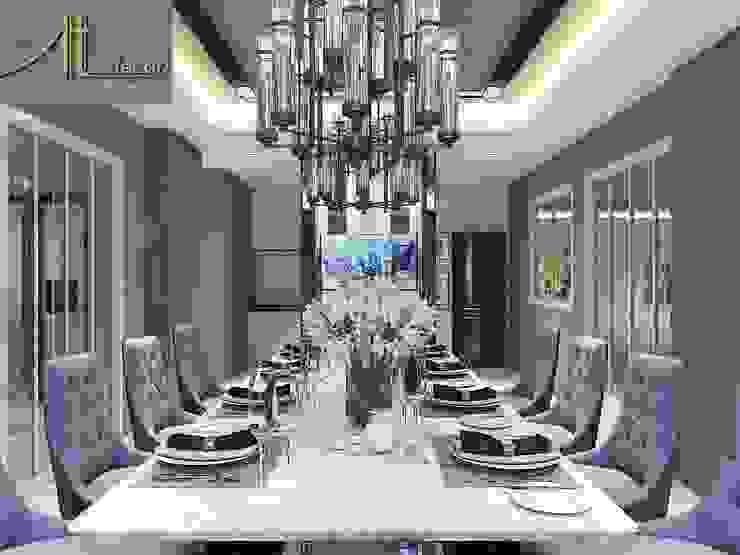 Renovate dinning&kitchen room โดย หจก.แอทเดคคอร์ หาดใหญ่