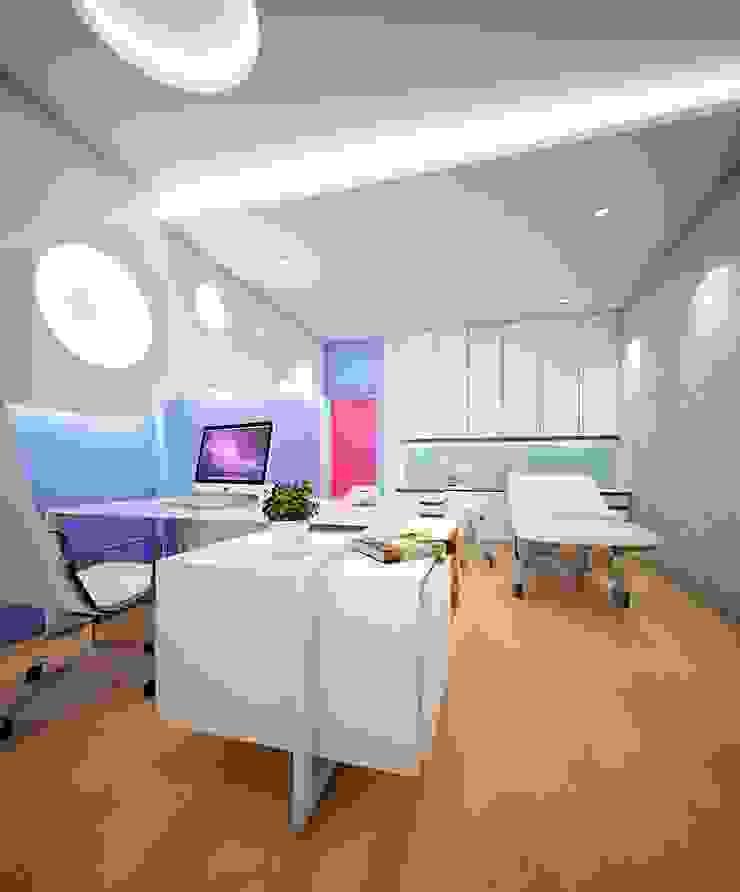 Dental clinic โดย buildinhatyai โมเดิร์น พลาสติก