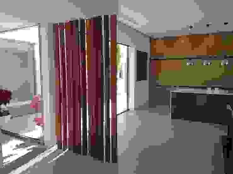 مطبخ تنفيذ GESTEC. Arquitectura & Ingeniería,