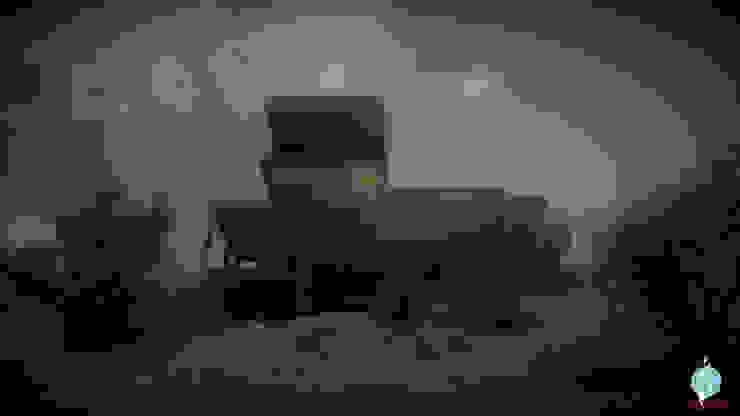 Materialidad Casas modernas: Ideas, imágenes y decoración de CASTELLINO ARQUITECTOS (+) Moderno Hormigón