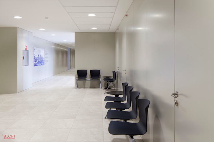 B.loft Modern office buildings