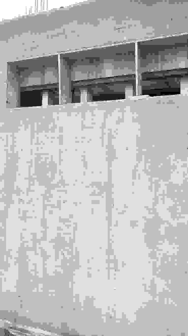 Hormigón Visto Casas modernas: Ideas, imágenes y decoración de CASTELLINO ARQUITECTOS (+) Moderno Hierro/Acero