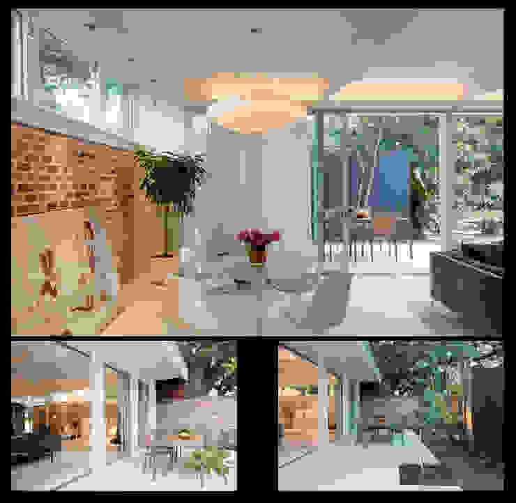 Phòng khách by studioWTA