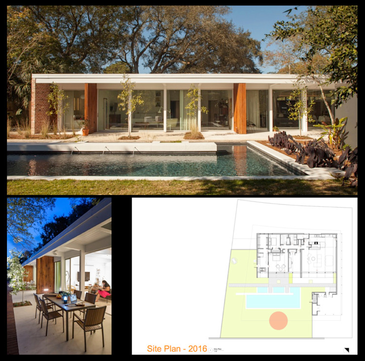 Houses by studioWTA, Modern