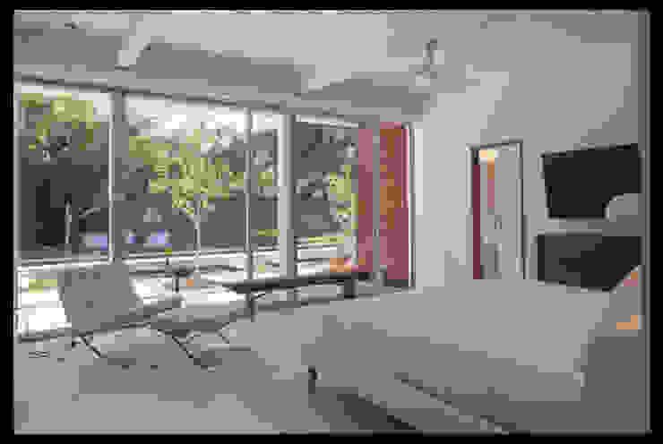 studioWTA Phòng ngủ phong cách hiện đại