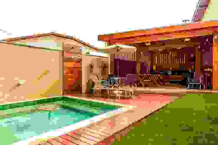 Bianca Ferreira Arquitetura e Interiores Spa Tropis Keramik Green