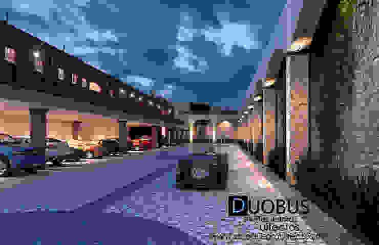 EXTERIOR Casas coloniales de DUOBUS M + L arquitectos Colonial