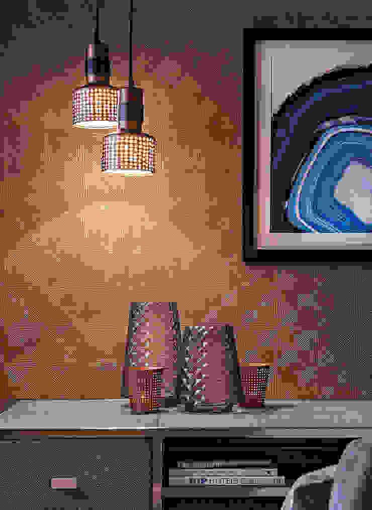 Bureau moderne par Conexo. Moderne Cuivre / Bronze / Laiton