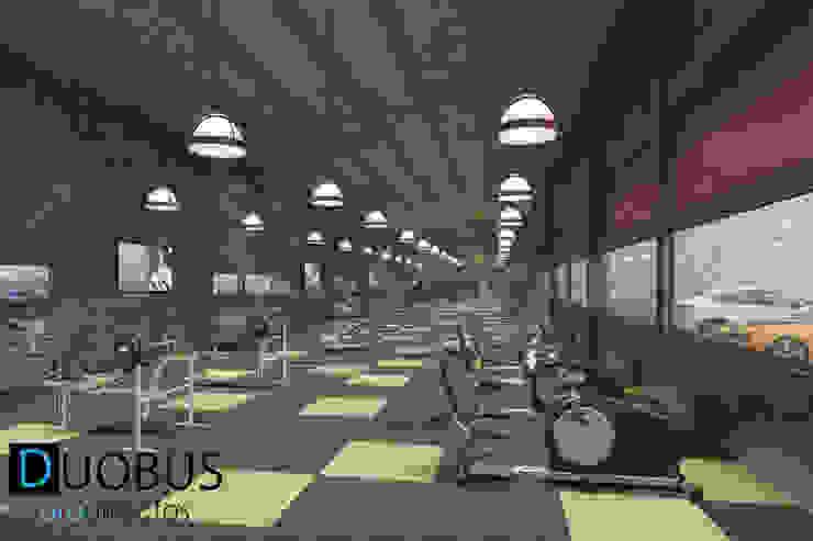 Fitness  por DUOBUS M + L arquitectos