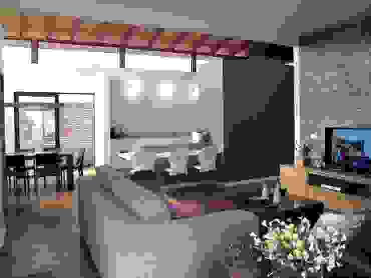Salas de estilo moderno de Cia de Arquitetura Moderno