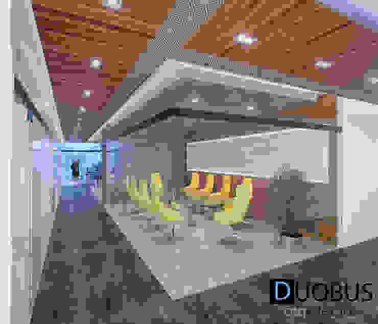 SALA DE JUNTAS. Estudios y despachos modernos de DUOBUS M + L arquitectos Moderno