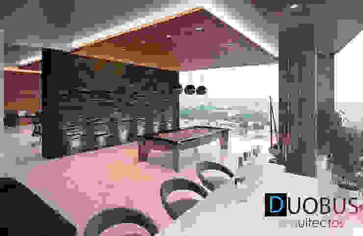 RECREATIVO Estudios y despachos modernos de DUOBUS M + L arquitectos Moderno