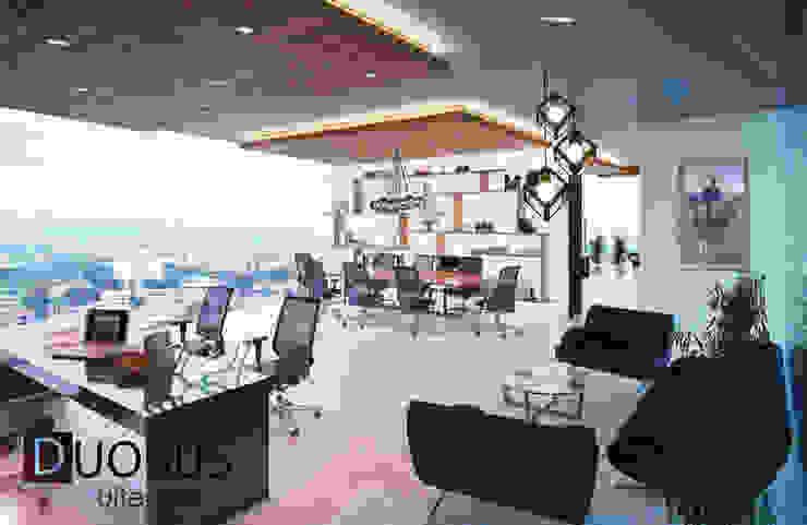 OF. Estudios y despachos modernos de DUOBUS M + L arquitectos Moderno