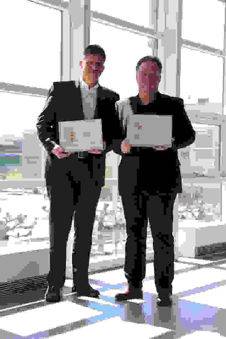 La serie O.novo Vita nominada al iF Universal Design Award 2016 Moderne Badezimmer von Villeroy & Boch Modern