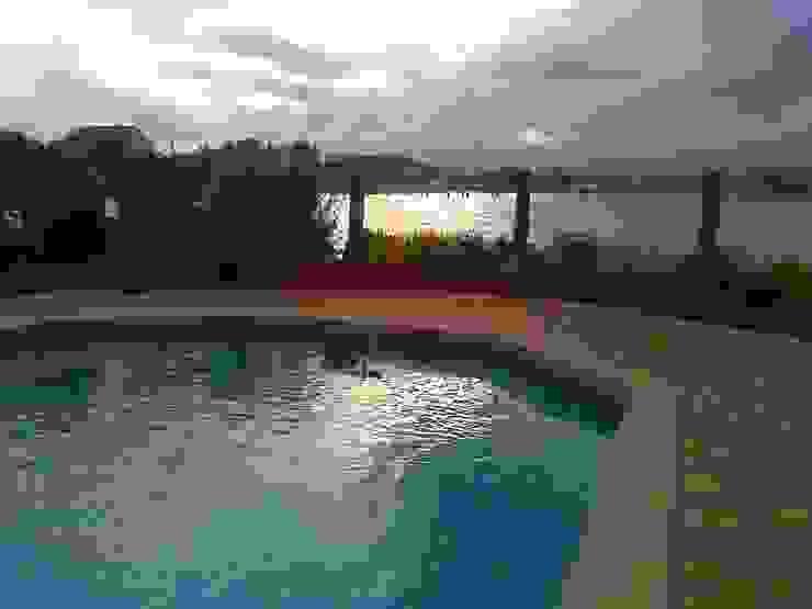 Rehabilitación de la piscina de Mrs. Lisa de Avel Benapi Services, dba, ABS Pool Patrol