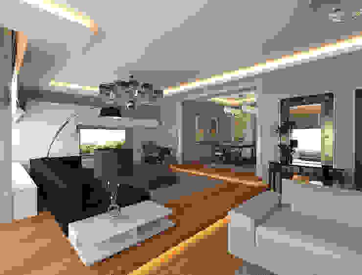 Yaşama Mekanı Modern Oturma Odası Pronil Modern