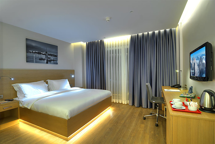 Kamar Tidur Modern Oleh Pronil Modern