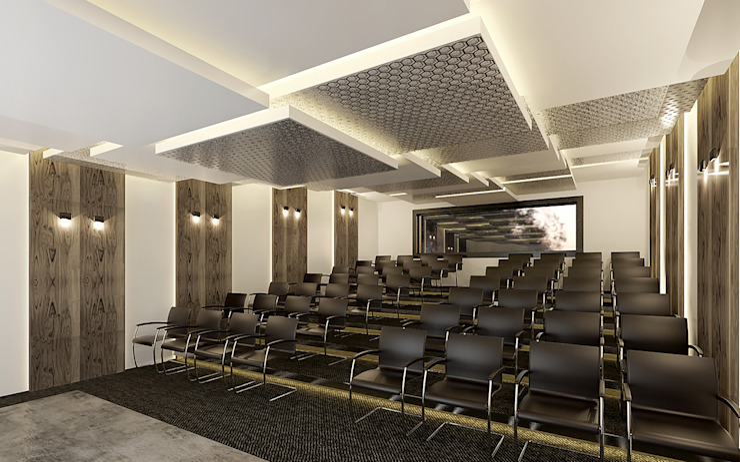 Konferans Salonu Modern Multimedya Odası Pronil Modern