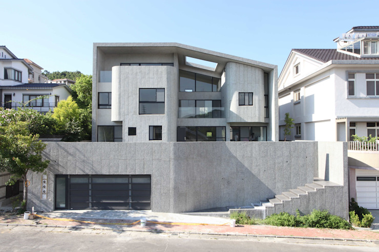 par 行一建築 _ Yuan Architects Moderne