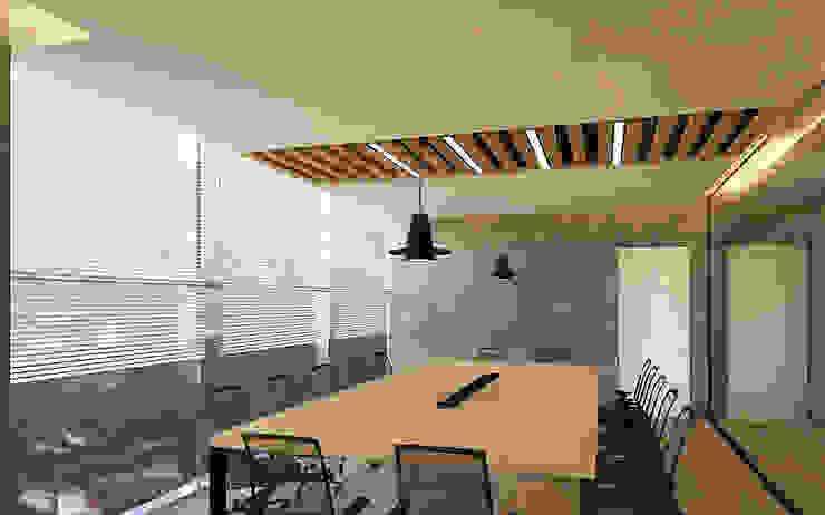 Toplantı Odası Modern Çalışma Odası Pronil Modern