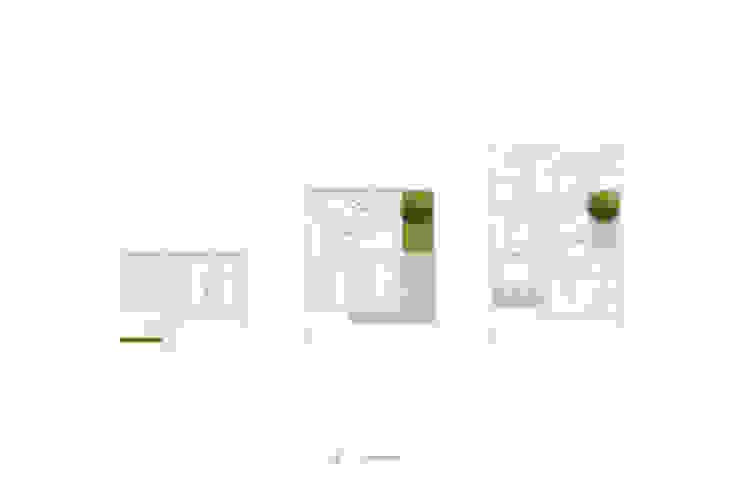 Casa Orta de Lozano Arquitectos Minimalista