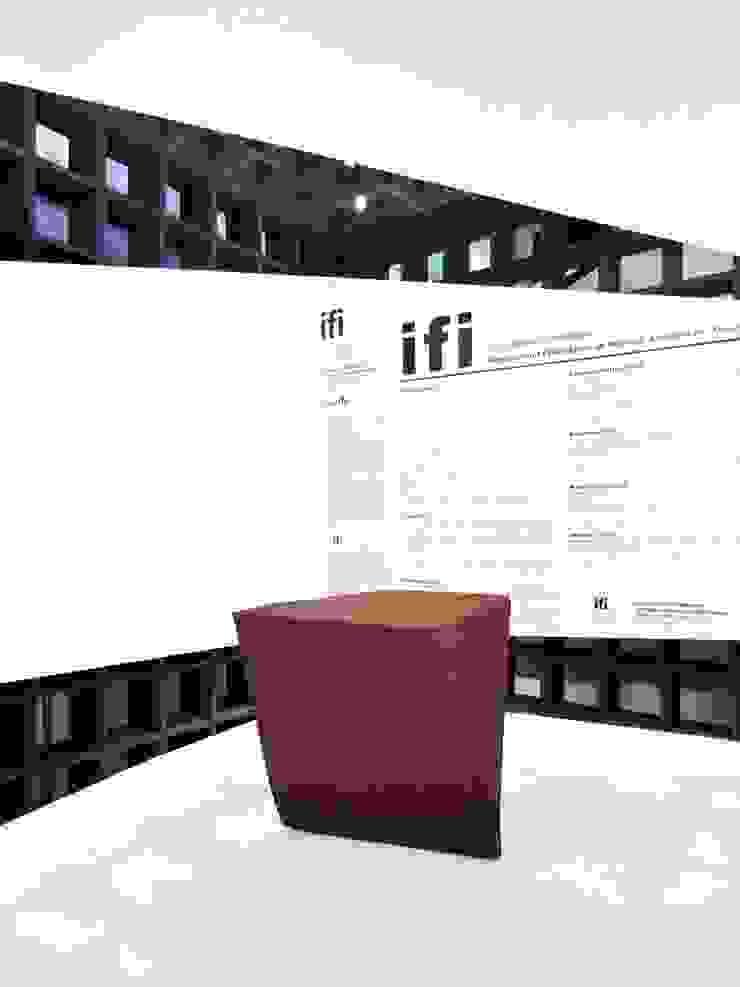 薈萃之方  The Cube of Constellation: 現代  by 行一建築 _ Yuan Architects, 現代風