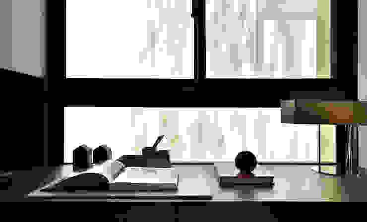光之器  Sunlight Modulator: 現代  by 行一建築 _ Yuan Architects, 現代風