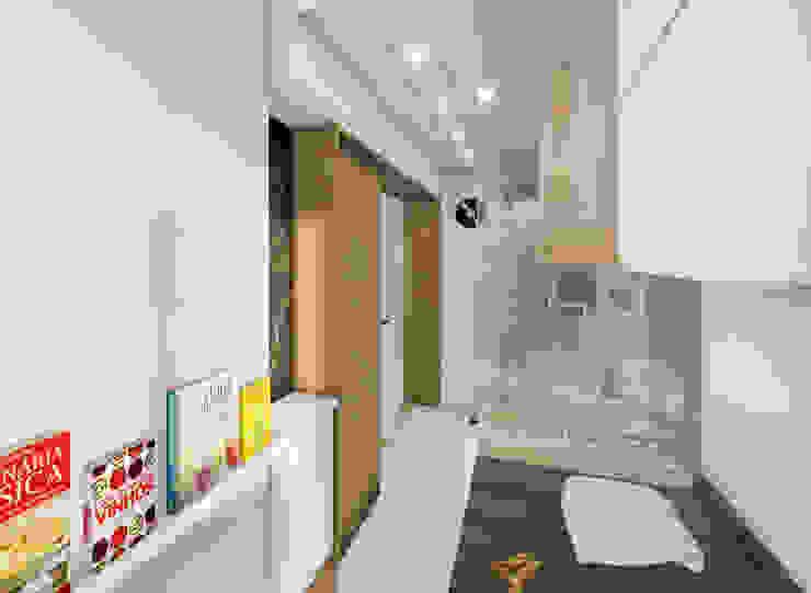 مطبخ تنفيذ JS Interiores, حداثي