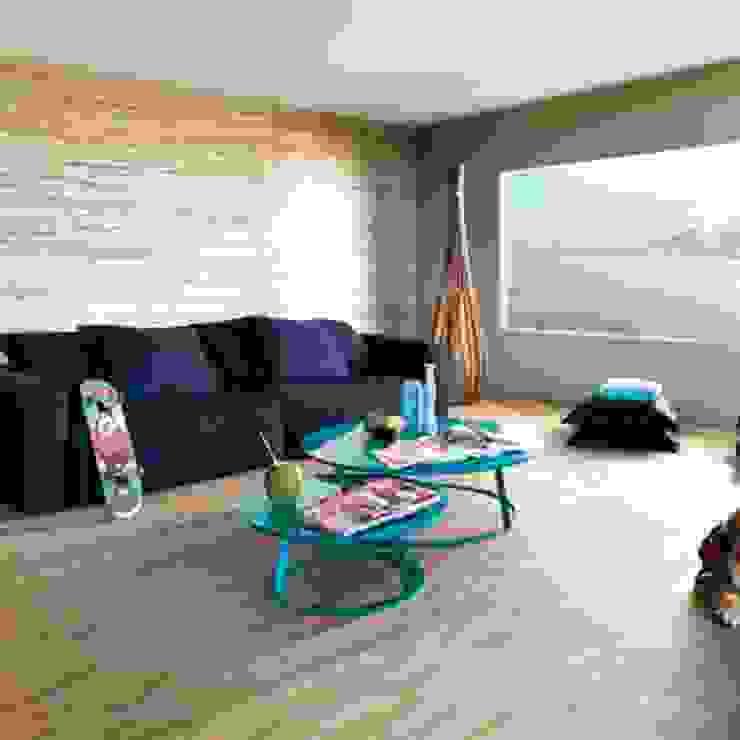 Portobello Shop Bauru Ruang Keluarga Modern