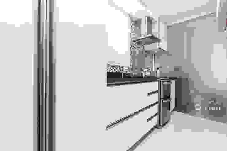 Cozinha Camila Chalon Arquitetura Cozinhas modernas