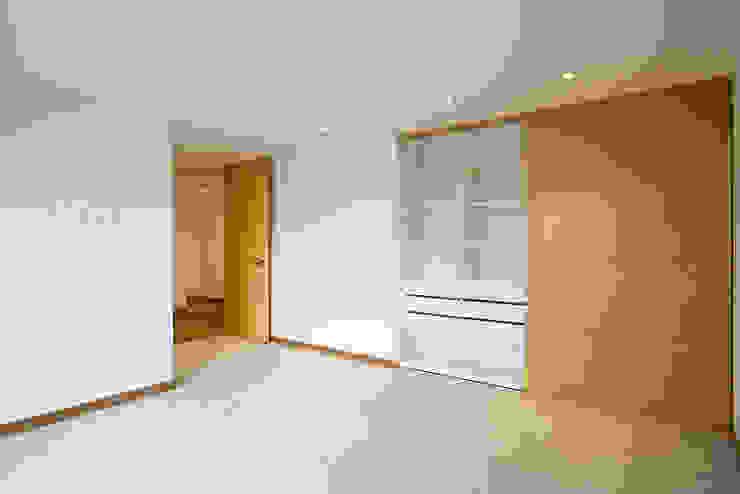 Bedroom by Bloque B Arquitectos