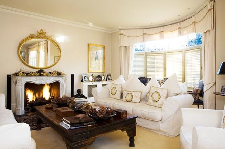 Mixed Photos Classic style living room by Plantation Shutters Ltd Classic