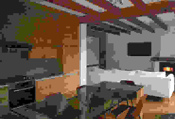 Cocinas modernas de GRITTI ROLLO | Stefano Gritti e Sofia Rollo Moderno