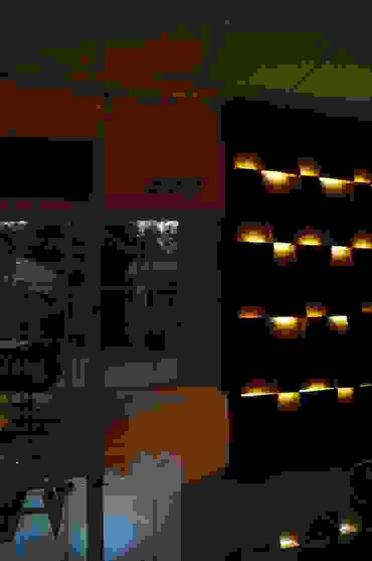 oficina torre bosques ii de Element+1 taller de arquitectura Minimalista
