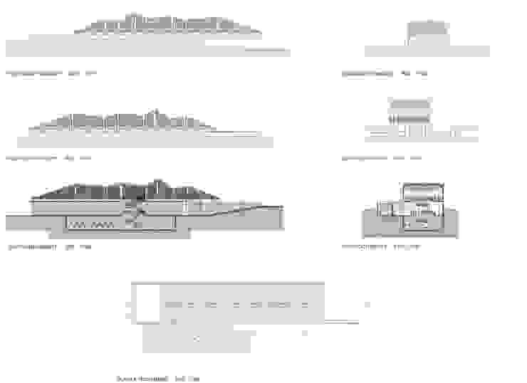 Diseño Planta Vitivinícola Vinzeta, Villa De Leyva, Colombia de Estudio 111 Arquitectos Moderno