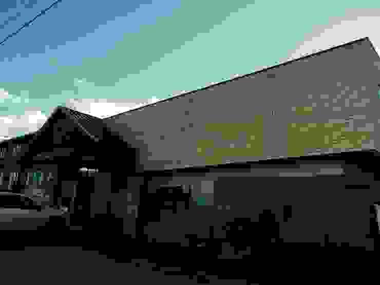 Bodega Rengifo de Naritelli-Bravo Arquitectos Rural Madera Acabado en madera