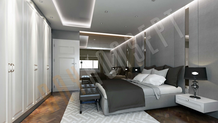 Bedroom by RayKonsept