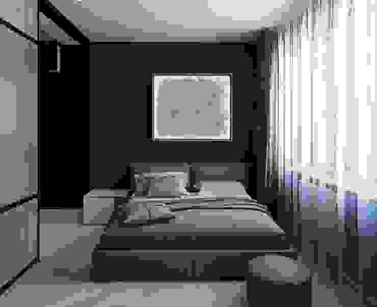 ДизайнМастер Industrial style bedroom Grey