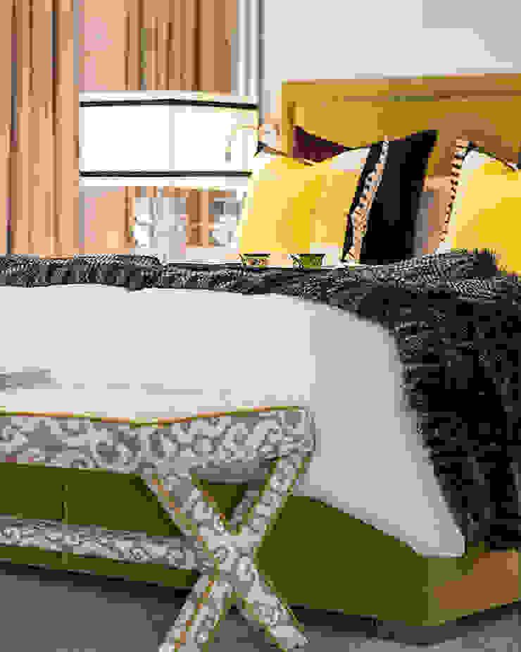 A Sassy Sensation Modern style bedroom by Design Intervention Modern