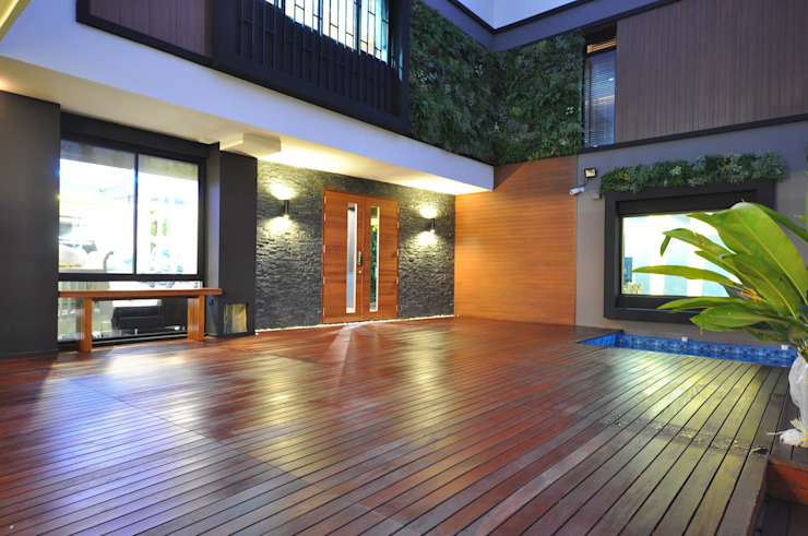 3 Storeys House โดย ark architects