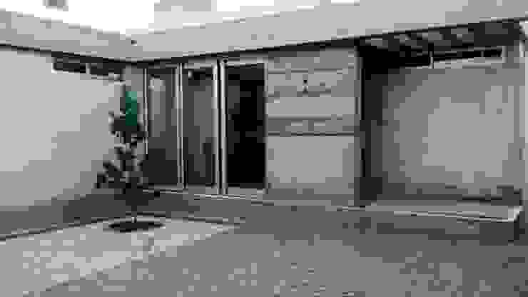 Vivienda Pro.Cre.Ar. Casas modernas: Ideas, imágenes y decoración de CAB Arquitectura ccab.arquitectura@gmail.com Moderno Hormigón