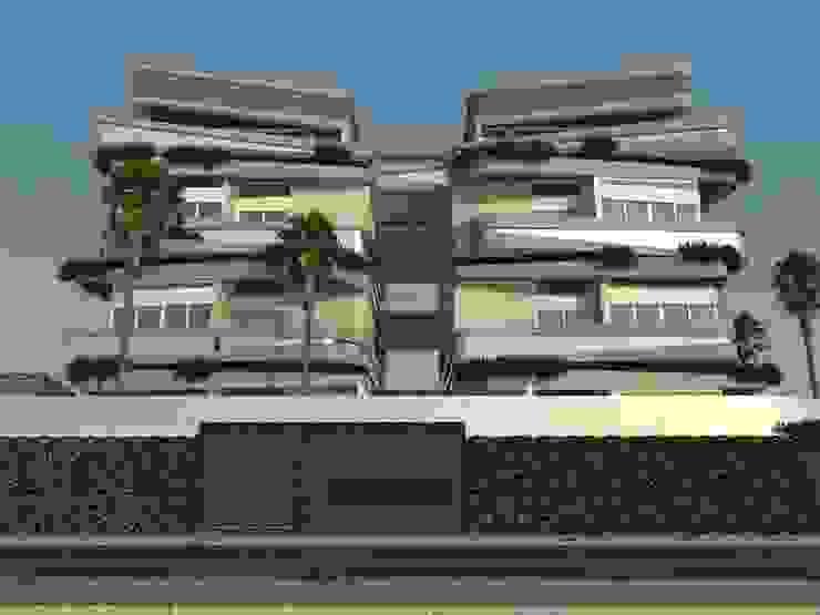 Moderne Häuser von Studio Arquie Modern