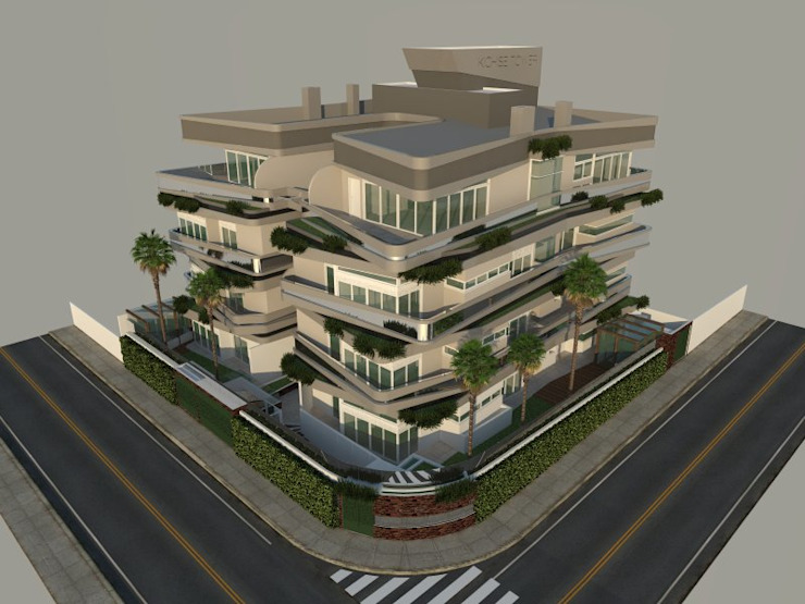 Modern houses by Arquie - Arquitetura Eficiente Modern