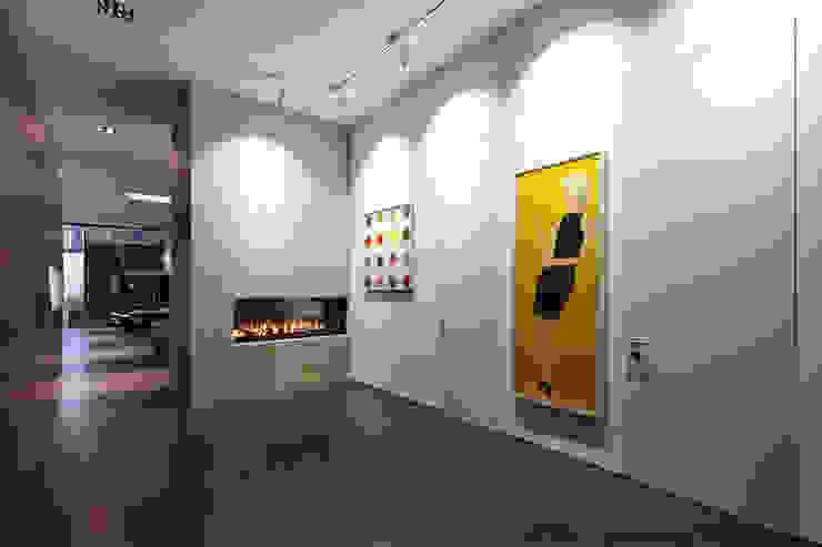 Corridor, hallway by Lioba Schneider , Modern