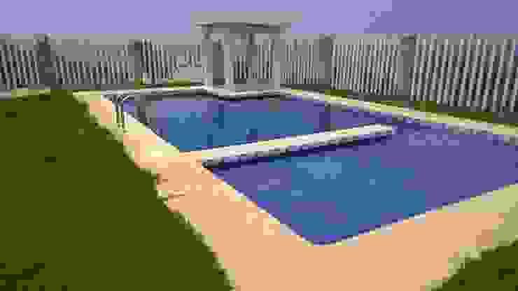 DINÁMICA ARQUITECTURA Pool